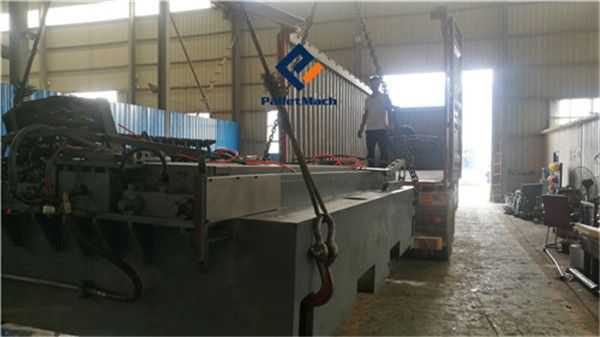 Automatic Wood Pallet Production Line