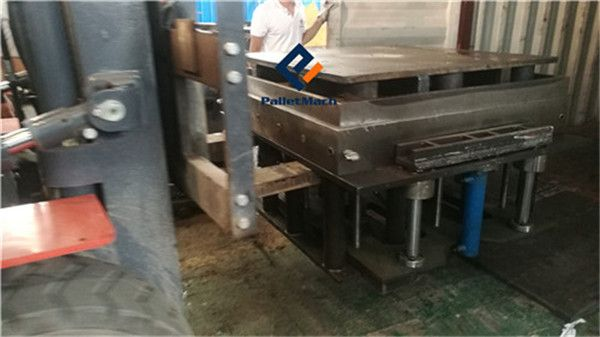 presswood pallet machines