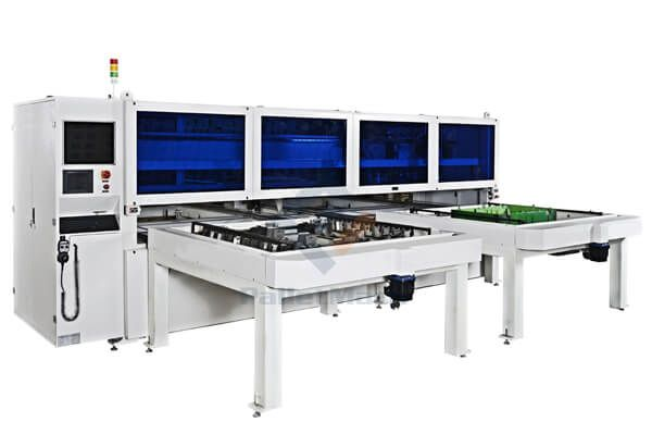 CNC Pallet Nailing Machine
