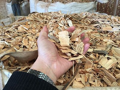 20mm Wood Chips