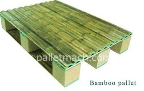 bamboo pallet