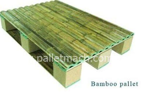 Bamboo pallet