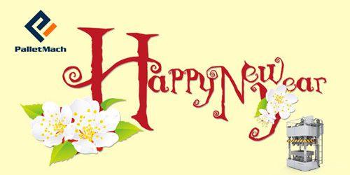 happy new year PalletMach