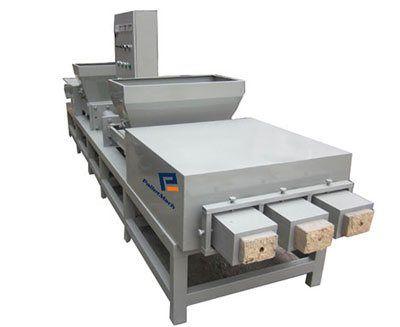 Pallet block machine,sawdust block machine,wood pallet block