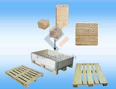 pallet block application