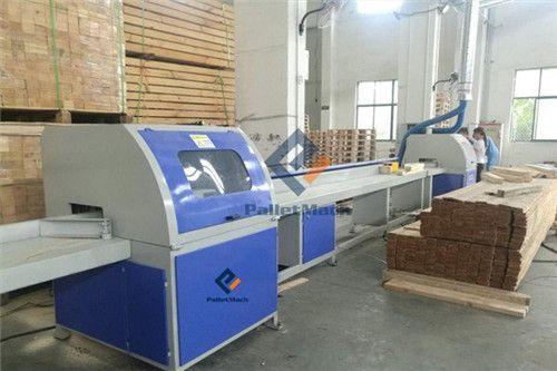 CNC Wood Sawing Machine